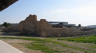 Laura of Euthymius laura in the present-day West Bank founded by Saint Euthymius the Great in 420
