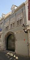 maastricht - rijksmonument 27606 - stokstraat 43 20110425