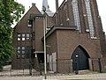 Maastricht - rijksmonument 506675 - Rechtstraat 2 - Parochiehuis Sint Martinuskerk 20100612.jpg