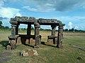 Machi of Bahadur Kalarin at Sorar Stone Structure.jpg