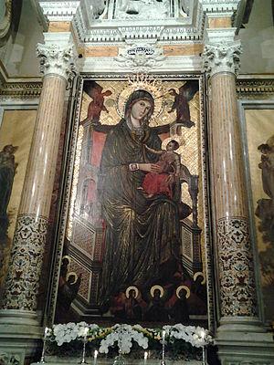 Territorial Abbey of Montevergine - Madonna di Montevergine