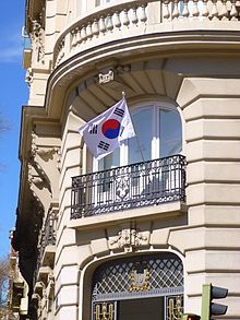 List of diplomatic missions of South Korea - Wikipedia