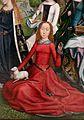 Maestro della leggenda di santa lucia, virgo inter virgines, 1475-1500 ca. (bruges) 09.JPG