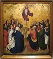 Maestro della vita della vergine, ascensione, 1473 (colonia).JPG