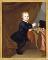 Magnus Fredrik Brahe, barn. Oljemålning på duk - Skoklosters slott - 30575.tif