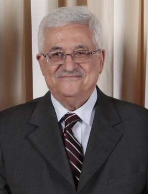 Chairman of the Palestine Liberation Organization - Image: Mahmoud Abbas