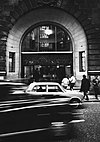 Main Entrance, Houghton Street, 1973.jpg