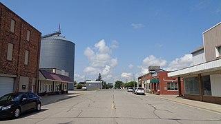 Kinde, Michigan Village in Michigan, United States