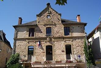 Aubazine - The Town Hall