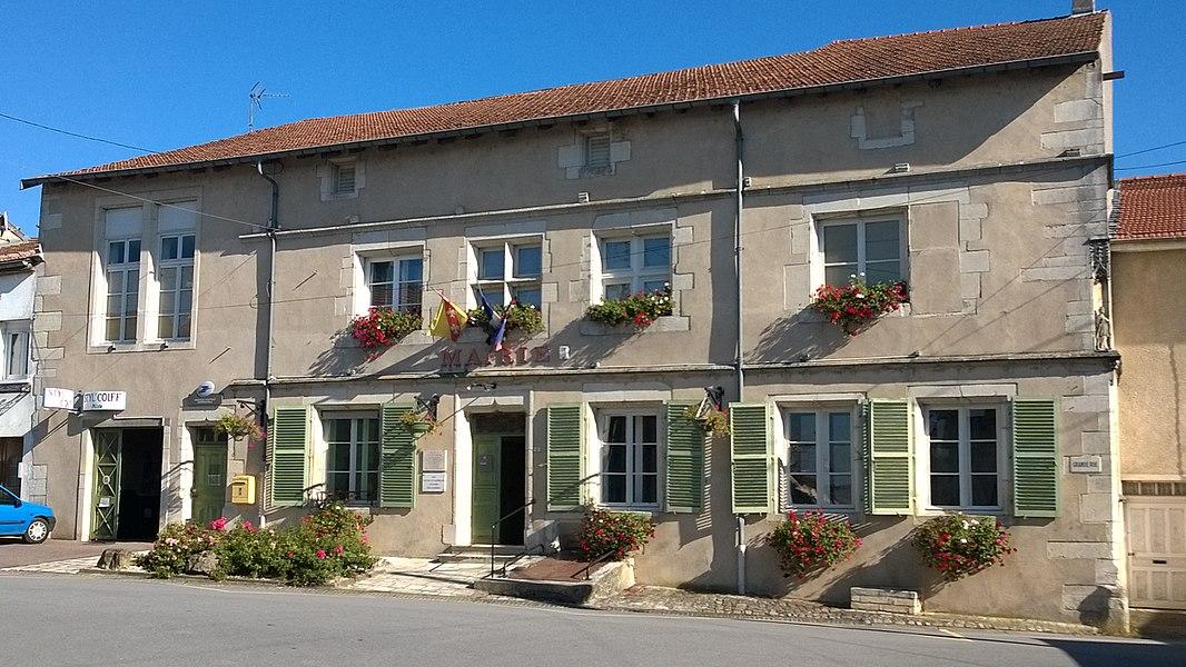Mairie de Pulligny  (Meurthe-et-Moselle, France)