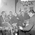 Majoor Boshardt van het Leger des Heils gaf persconferentie naar aanleiding van , Bestanddeelnr 917-7122.jpg