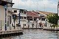Malacca Malaysia Pittoresque-houses-along-Sungai-Melaka-01.jpg