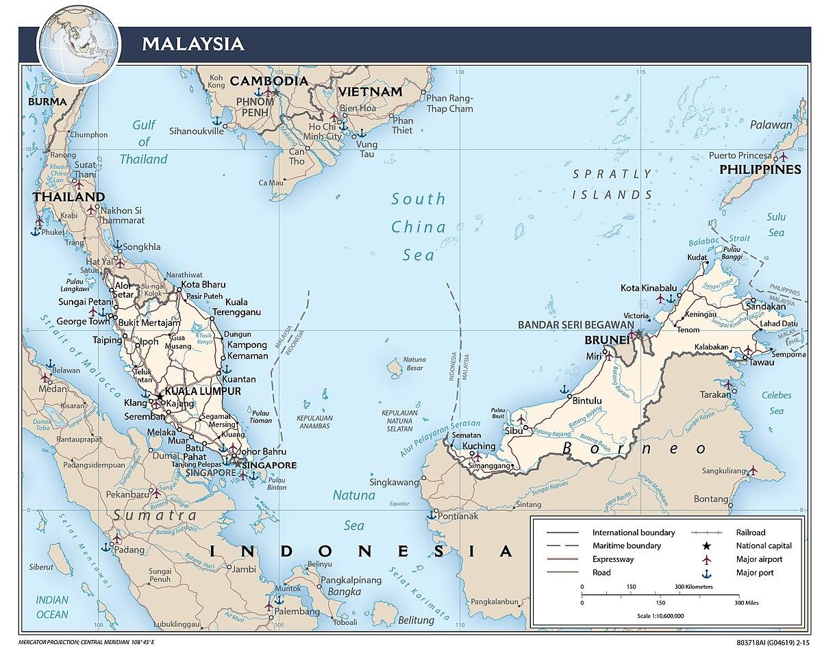 Transport in Malaysia - Wikipedia