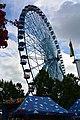 Man, look at that Ferris Wheel, that suckers huge! (10304898143).jpg