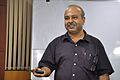 Manash Bagchi - Presentation - Technology for Museums - VMPME Workshop - NCSM - Kolkata 2015-09-08 3177.JPG