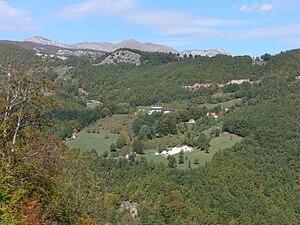 Piva Monastery - Image: Manastir Piva 1