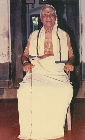 Kerala Sahitya Akademi Award for Miscellaneous Works - Image: Mani Madhava Chakyar