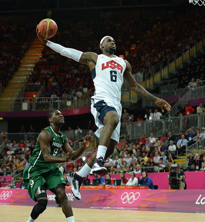 Lebron S Basketball Shoes