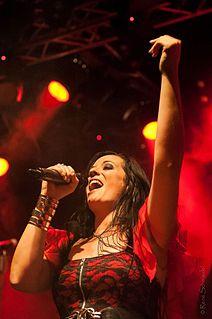 Manuela Kraller German singer