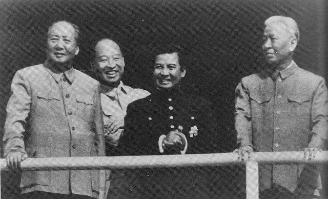 Król i Mao