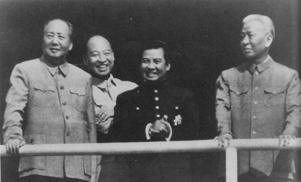 Mao Sihanouk