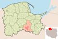 Map - PL - powiat starogardzki - Lubichowo.PNG