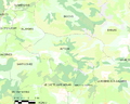 Map commune FR insee code 04016.png