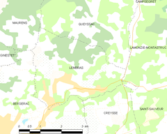 Map commune FR insee code 24237.png