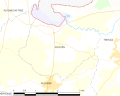 Map commune FR insee code 29064.png