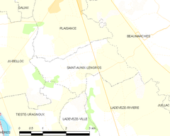Map commune FR insee code 32362.png