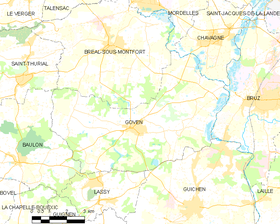 Map commune FR insee code 35123.png