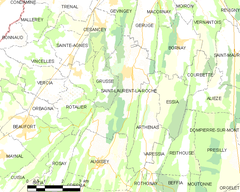 Map commune FR insee code 39488.png
