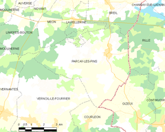 Map commune FR insee code 49234.png
