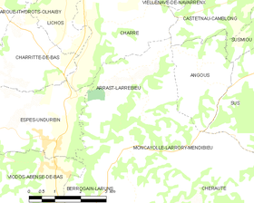 Map commune FR insee code 64050.png