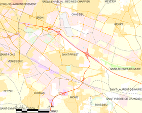 Map commune FR insee code 69290.png