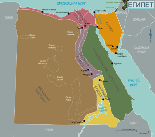 Map of Egypt ru.png