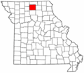 Map of Missouri highlighting Sullivan County.png