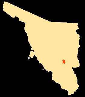 San Javier Municipality, Sonora Municipality in Sonora, Mexico