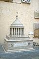 Maquette du Trophée des Alpes (musée de la civilisation romaine, Rome) (5911810696).jpg