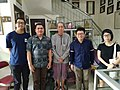 Maret 06 2019 APG18 Wikimedia Indonesia dengan Perpustakaan Medayu Agung.jpg