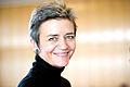 Margrethe Vestager, ekonomi- och inrikesminister Danmark. Nordiska radets session i Kopenhamn 2011.jpg