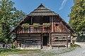 Maria Saal Freilichtmuseum Mesnerhaus SO-Ansicht 13092016 4176.jpg