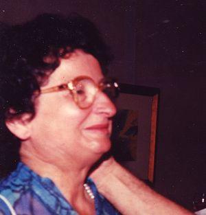 Alain, Marie-Claire (1926-2013)