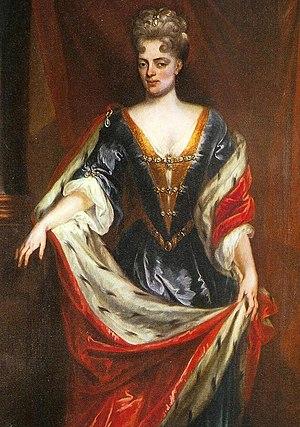 Landgravine Marie Louise of Hesse-Kassel