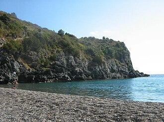 Parco Nazionale del Cilento, Vallo di Diano e Alburni - Image: Marina di Camerota 6