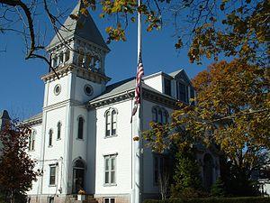 Marion, Massachusetts - Marion Town House