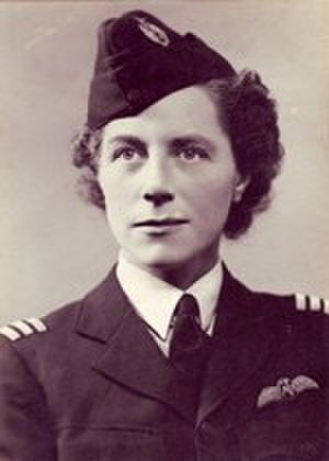 Marion Wilberforce - Marion Wilberforce in Air Transport Auxiliary uniform during WW2