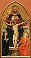 Mariotto di nardo, trinità tra la vergine, maria maddalena e altri santi, 1400-05, 02.jpg