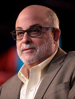 Mark Levin American lawyer; radio and television personality