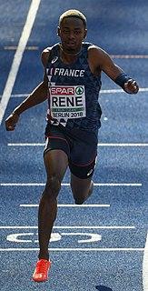 Marvin René French sprinter